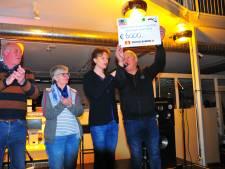 Glazen Dorpshuis Steenwijkerland levert zesduizend euro op