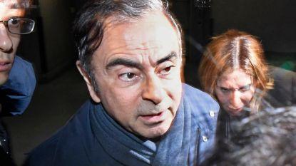 Carlos Ghosn uit raad van bestuur Nissan gezet