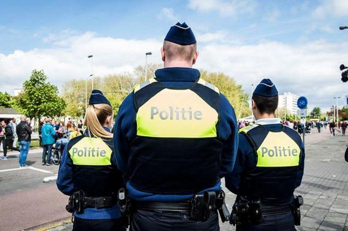 Illustratiebeeld Politie Antwerpen.