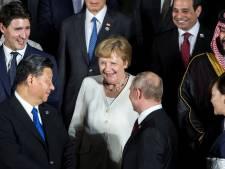 Gelukkig heeft de EU Merkel nu het lastig is