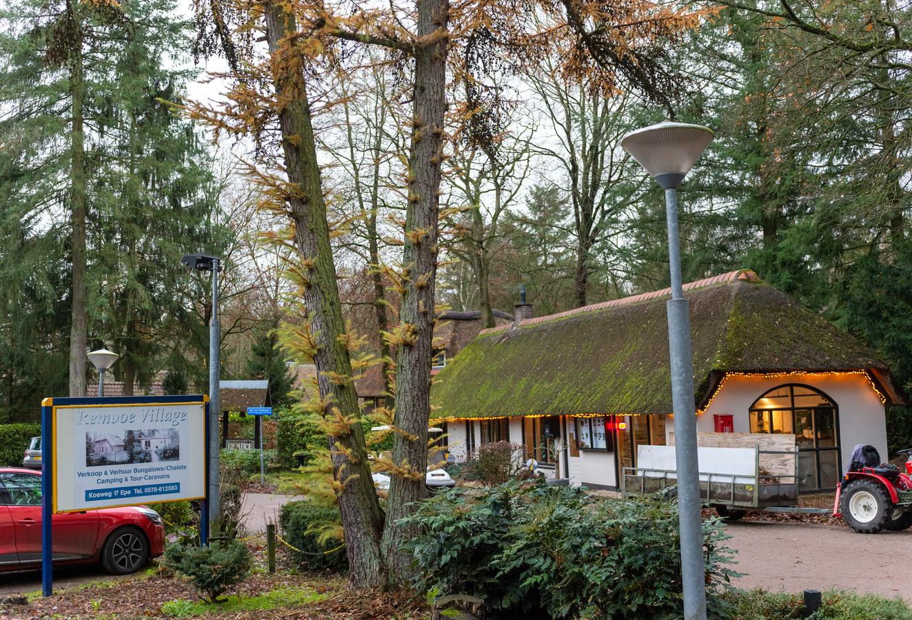 Vakantiepark Remboe Village in Wissel.