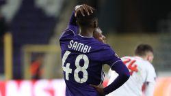 Zware knieblessure houdt Anderlecht-talent Sambi Lokonga maanden aan de kant
