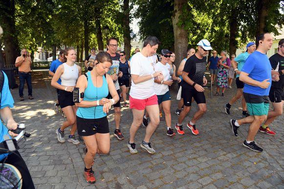 De Vlierbeek run