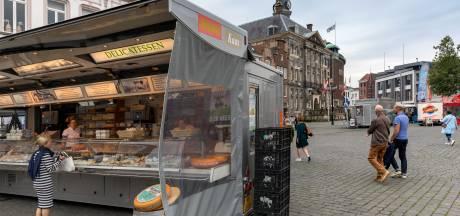 Drie marktkooplieden gestopt op woensdagmarkt Den Bosch, binnenkort overleg over toekomst