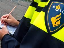 Gordel dragen wordt vergeten in Waalwijk: politie deelt acht boetes uit