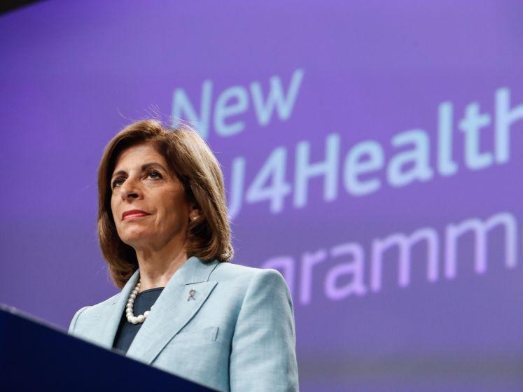 La Commission européenne veut augmenter radicalement le budget de la Santé