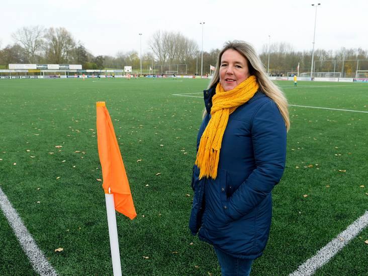 Conny Louwman (Oranje Wit) met ruime overmacht verkozen tot clubheld in de regio