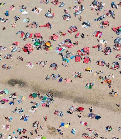Oppositiepartij Puur ziet veel foutgaan op drukbezocht strand Noordwijk
