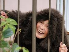 Japanse oma (89) ware hit met bizarre zelfportretten