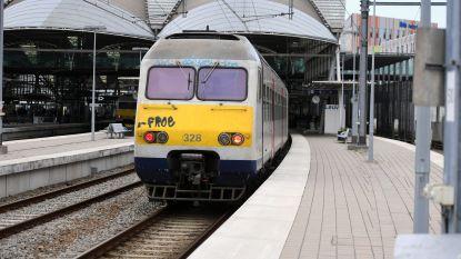 Agressieve reiziger verwondt  twee veiligheidsagenten en een treinbegeleider in station van Leuven