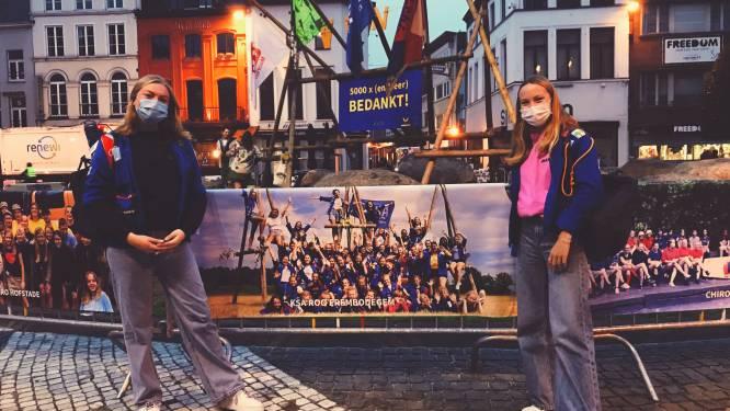 Dag van de Jeugdbeweging: geen groot ontbijt op Grote Markt, wel foto van elke jeugdbeweging