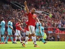 Van the Man krijgt publiek weer op de banken op Old Trafford
