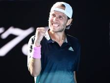 Pouille wint verrassend van Raonic in kwartfinale
