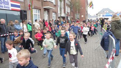 Leerlingen en leerkrachten willen samen 1.792 kilometer lopen voor het goede doel