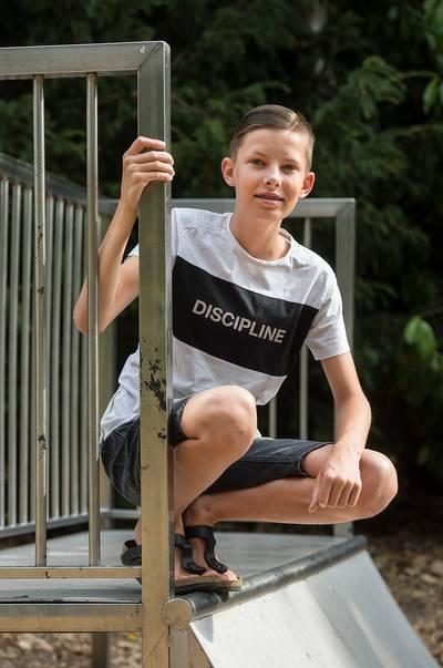 Deze jongen is 15 en is nu al politiek actief