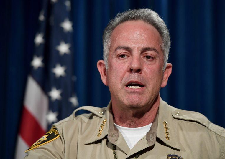 Sheriff Joseph Lombardo