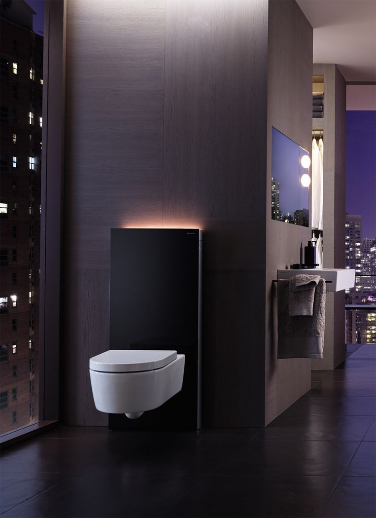 geberit monolith plus een sanitaire module voor wc 39 s batibouw wonen hln. Black Bedroom Furniture Sets. Home Design Ideas