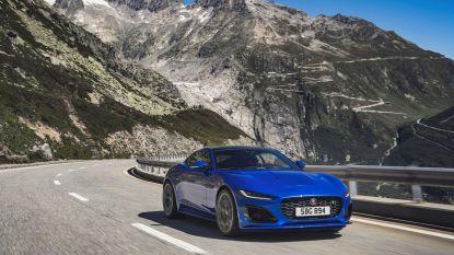 Nieuwe Jaguar F-Type zegt V6-motoren vaarwel