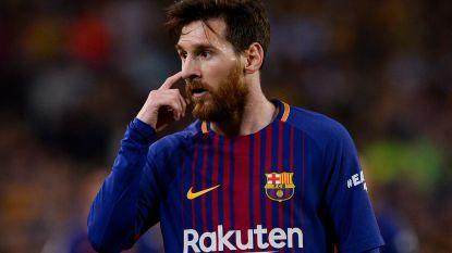 Een aanslag, broederliefde en tumult in de tunnel: alle dubieuze fases van de Clásico op een rij en zelfs een venijnige Messi deed zijn duit in het zakje