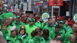 """Vrijdag rolt """"stakingsgolf"""" over het land, waarschuwen vakbonden: blokkeren van wegen en industriezones niet uitgesloten"""