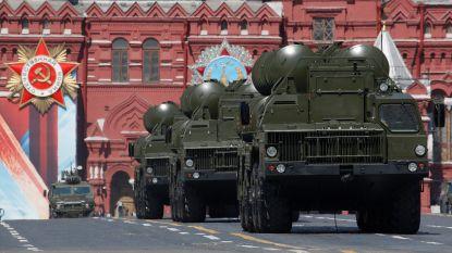 Rusland ontplooit S-400-raketten nabij Sint-Petersburg