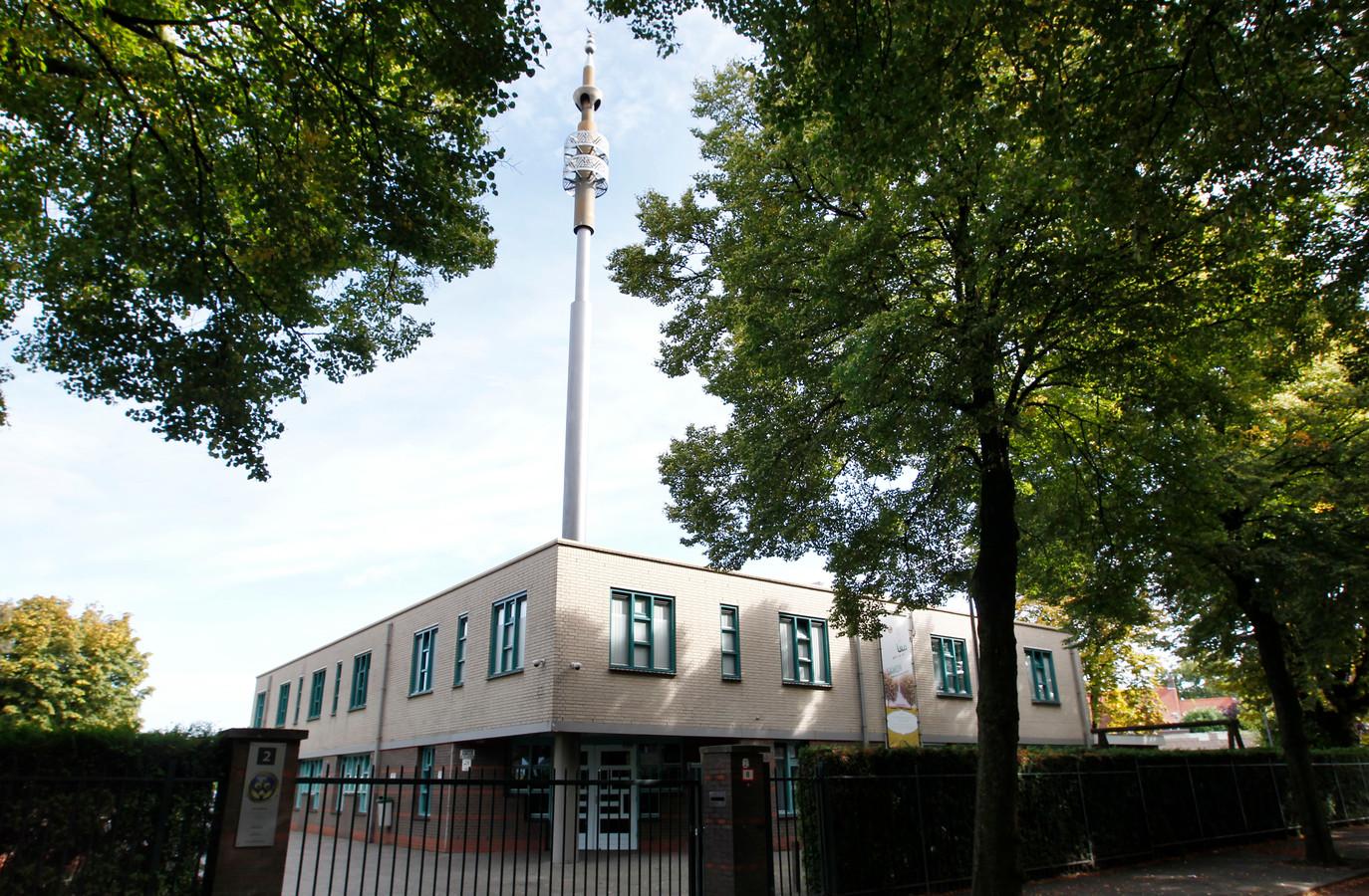 De Al Fourqaanmoskee in Eindhoven.