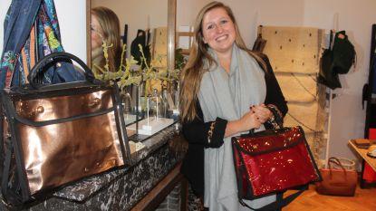 23-jarige onderneemster heeft eigen handtassenmerk én evenementenbureau