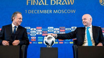 """FIFA: """"IOC-beslissing niet van invloed op voorbereiding WK voetbal"""""""
