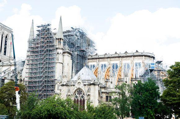 Notre-Dame, Parijs.