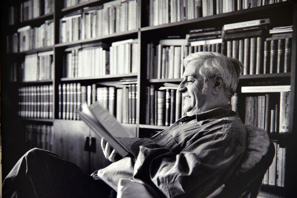 Overleden schrijver Ward Ruyslinck.