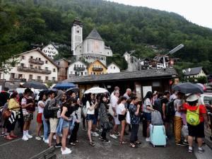 """Ce village idyllique d'Autriche est victime d'Instagram: """"Ne venez plus!"""""""