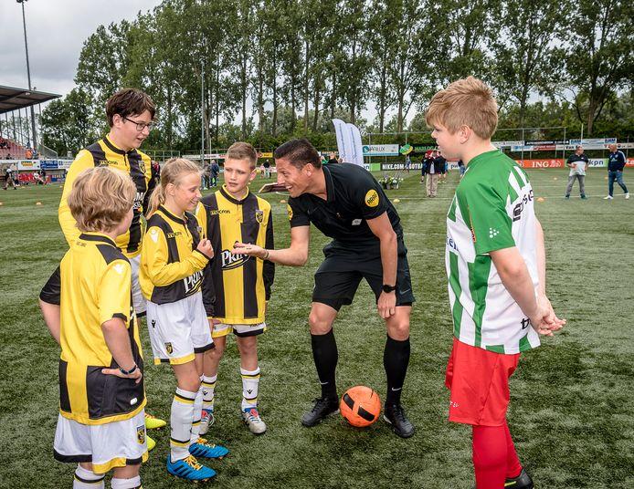 G-voetbaltoernooi in Barendrecht van dit jaar.