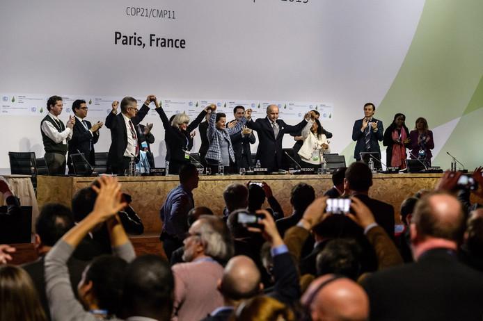 Op 12 December 2015 werd in Parijs een historisch klimaatakkoord gesloten. Wat is daar nog van over?