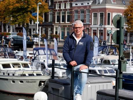 Watersporters missen hun bezoekje aan het kantoor van de Gorcumse Lingehaven