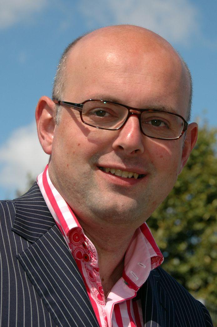 Martijn Vroom wordt de nieuwe burgemeester van Krimpen aan den IJssel.