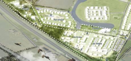 160 nieuwe woningen in Raalte-Noord langs N35: een mix van vrijstaande woningen en sociale huur
