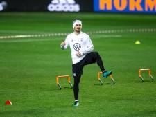 Gündogan keert terug bij Duitsland: 'Hij gaat spelen'