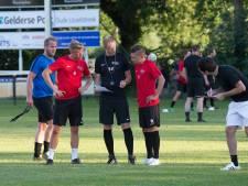 Spelers Silvolde en trainer Stéven Verheijen staan te popelen