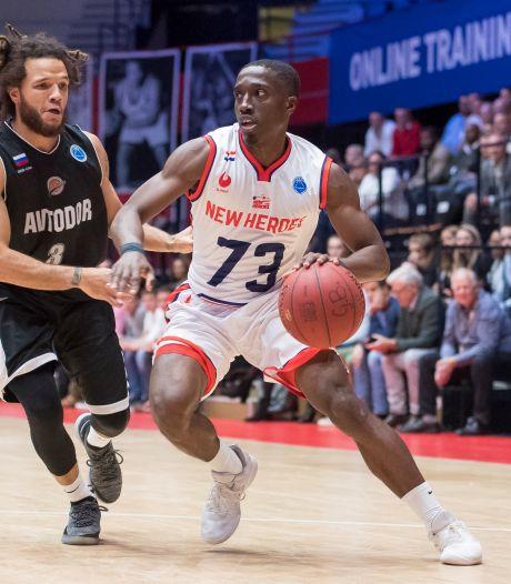 Heroes toegelaten tot groepsfase van FIBA Europe Cup