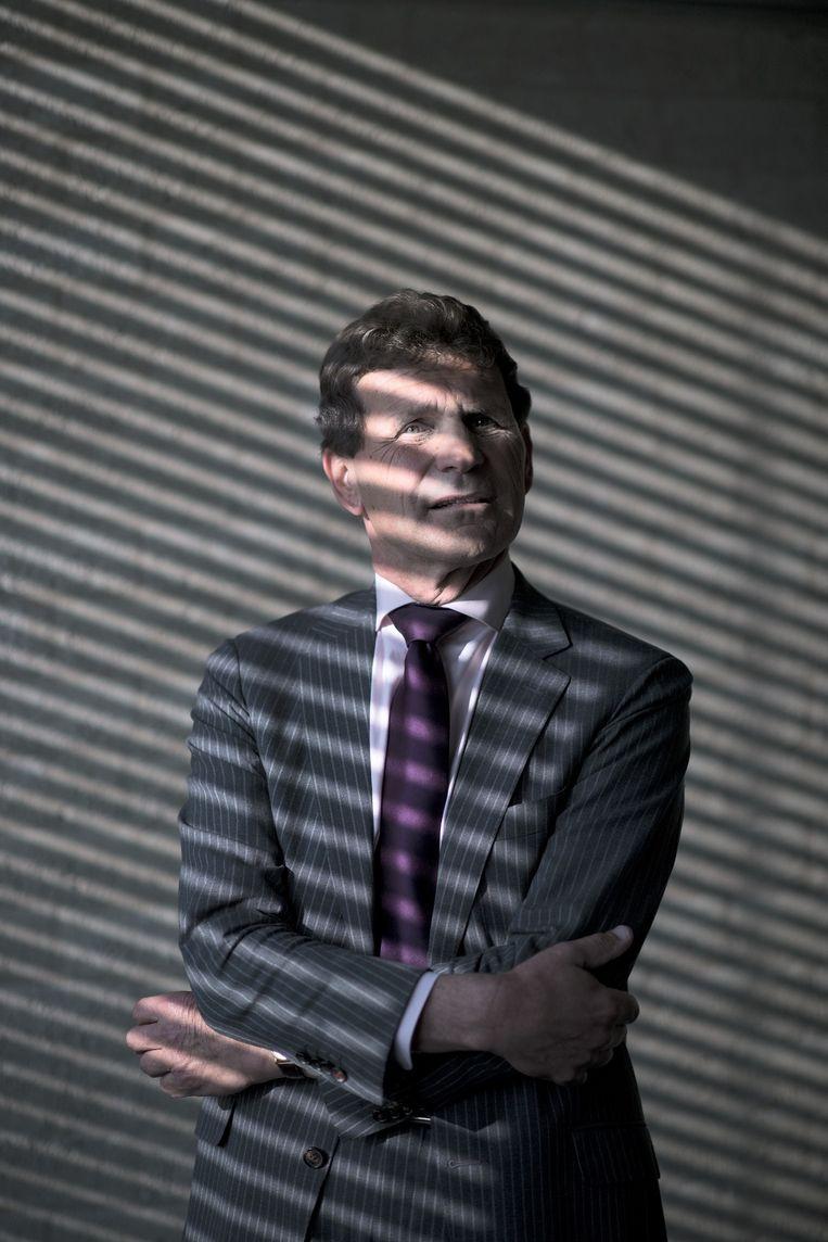 Peter Nijkamp. Beeld Linelle Deunk