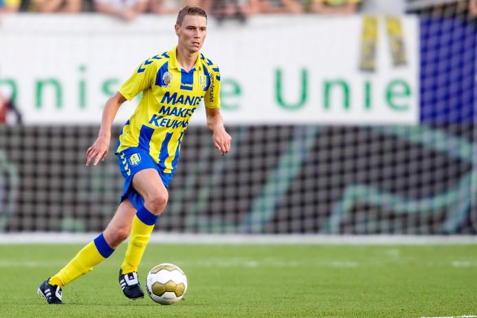 Ingo van Weert moet weer een teleurstelling verwerken bij RKC Waalwijk.