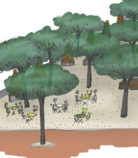 Terwaenen moet groene entree van Oss worden, met terrassen en speeltoestel