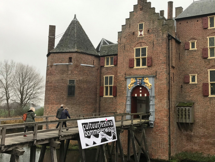 In Kasteel Ammersoyen was maandag 26 november 2018 het eerst officiele moment van het Cultuurfestival Bommelerwaard, dat van begin juni tot half september 2019 wordt gehouden.