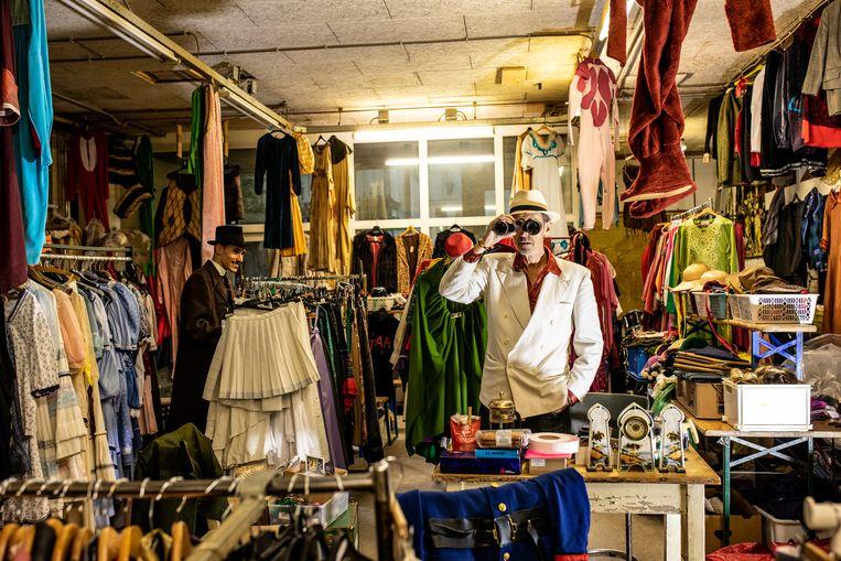 Ragtime Vintage Sauvage, Egelantiersgracht 217 Beeld Nosh Neneh