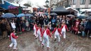 Carnavalsweek onderbroken door kermis en feestmarkt met optredens