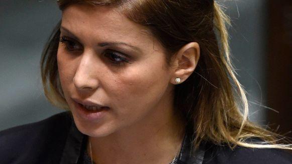 Nawal Ben Hamou pikt het niet dat mannen haar proberen te versieren via haar professionele Facebookaccount.