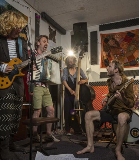 Nieuw album én documentaire van muziekformatie Morjak