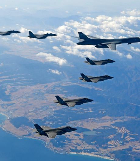 Zuid-Korea lost waarschuwingsschoten na Russische schending luchtruim