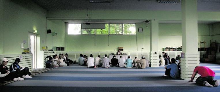 De Haagse salafistische As-Soennah moskee Beeld ANP