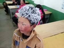 Bevroren Wang Fuman slaagt met glans voor rekentoets